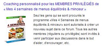 4semainesforum